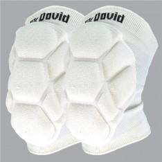 McDavid Impact volleyball knee pads (pair) white