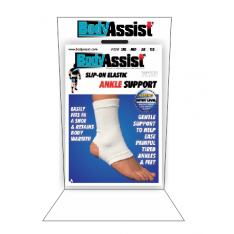 L Display Hangsell white fits BA145