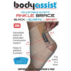 Adjustable Elastic Ankle Brace