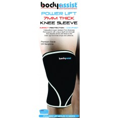 BA Power Lift 7mm Thick Knee Sleeve