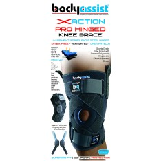 X-Action Pro Hinged Knee Brace