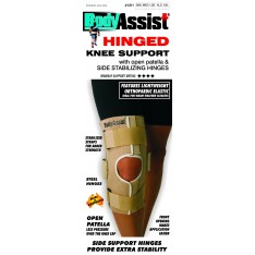 Elastic Hinged Knee Support