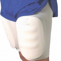 Lycra Football Shorts incl 2 Adult Thigh Pads