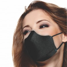 Bodyassist Cold Feel Adjustable Copper Infused Antibacterial Face mask