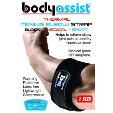 BA Thermal One Size Tennis Elbow Strap