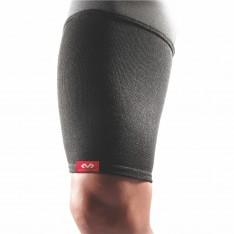 McDavid Sports Elastic Thigh Sleeve Black