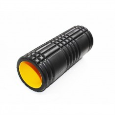 Trigger Point Hollow Core Roller Black/Yellow 325x125mm