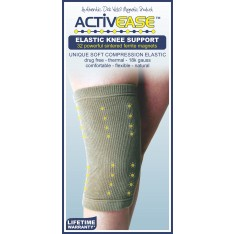 Activease Low Compression Magnetic Knee Support