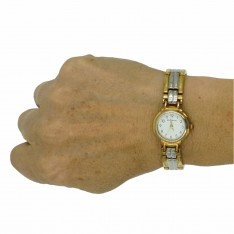 Best Friend Magnetic Watch Womens 12 magnets Gold