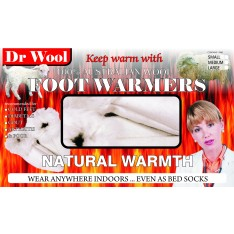 Dr Wool Footwarmers