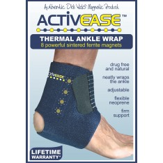 Activease Thermal Ankle Support with Magnets by Dick Wicks