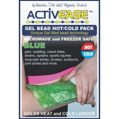 Activease Gel Bead Hot Cold Pack