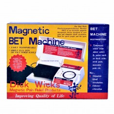 Dick Wicks Bio-Electro Magnet Therapy Machine (BET)