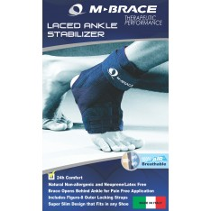 M-Brace Laced Ankle Stabiliser