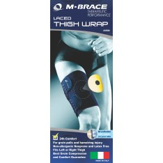 M-Brace Laced Thigh Wrap