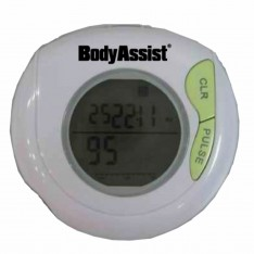 Electronic Pedometer with Pulse Counter