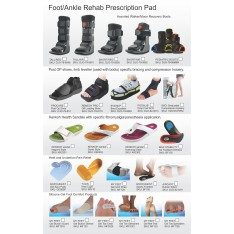 REFERRAL PAD - ANKLE/FOOT