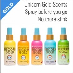 Unicorn Gold Toilet Spray