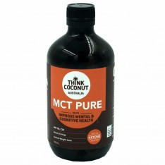 MCT 100% Pure Coconut Oil Supplement (500 ml)