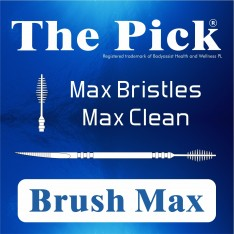 The PICK BrushMAX Toothpick